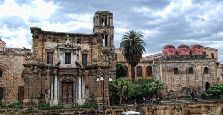 10 cose da visitare a Palermo - Chiesa della Martorana