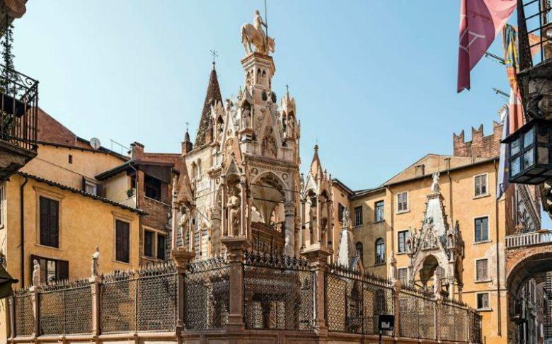 Dove andare a Verona per visitare posti belli in città Arche Scaligere