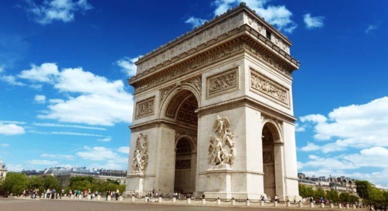 Luoghi belli da vedere assolutamente a Parigi Arco di Trionfo