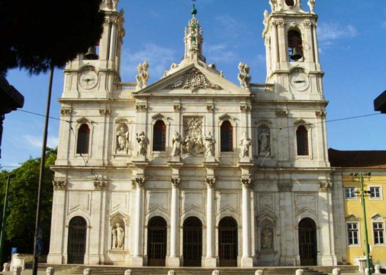 Posti belli da vedere assolutamente a Lisbona Basilica di Estrela