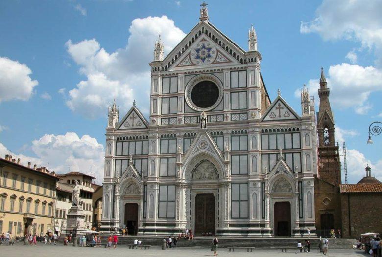 Cosa vedere a Firenze in 2 giorno Basilica di Santa Croce