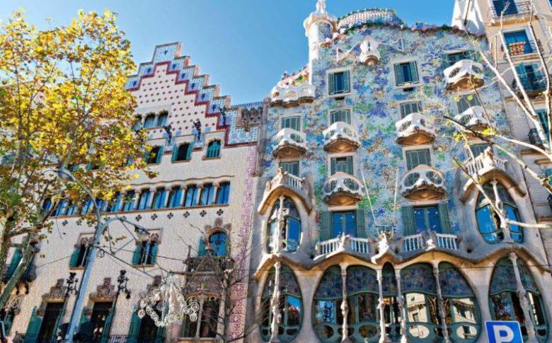 Cosa vedere a Barcellona in un giorno Casa Batllò