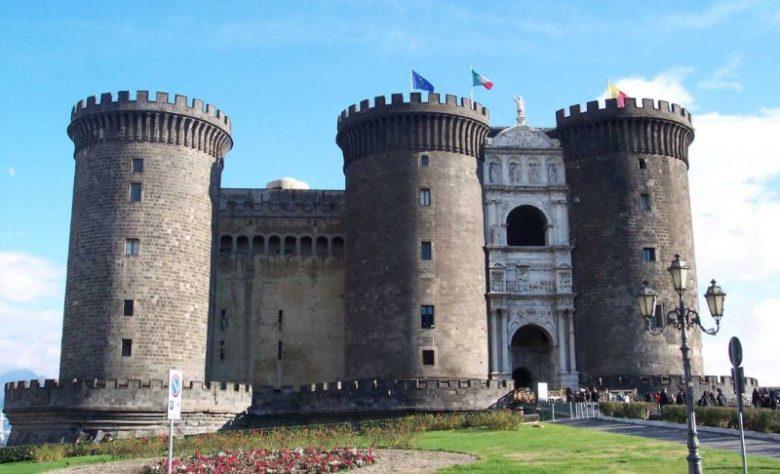 Cosa visitare a Napoli Castel Nuovo o Maschio Angioino