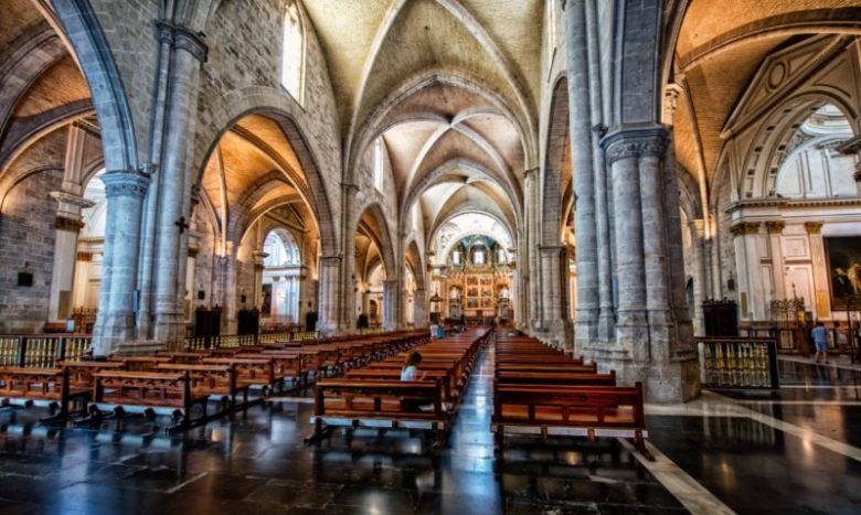 I posti più belli da vedere assolutamente a Valencia Cattedrale di Valencia