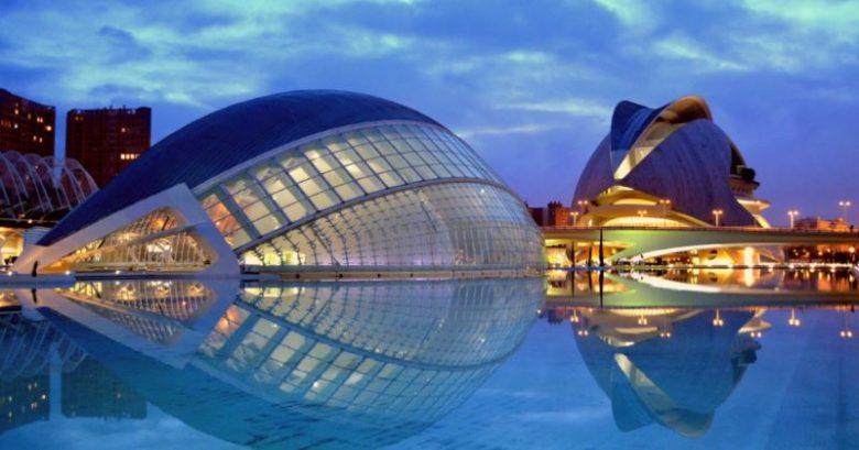 Cosa vedere a Valencia Città delle arti e delle scienze Valencia