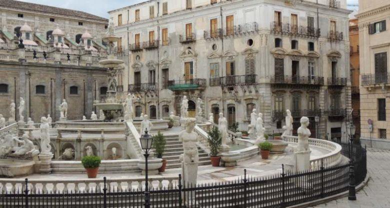 Cosa fare e cosa visitare a Palermo - Fontana Pretoria