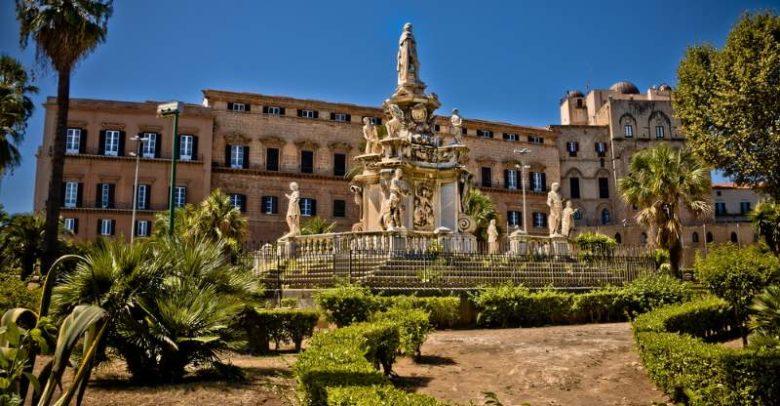 Cosa visitare a Palermo - Palazzo dei Normanni e la Cappella Palatina