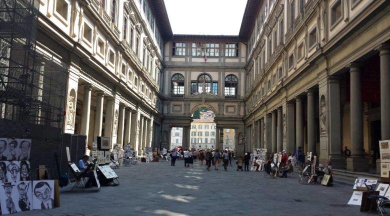 I luoghi più belli da visitare a Firenze Galleria degli Uffizi