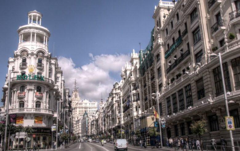 Cosa visitare assolutamente a Madrid Gran Via