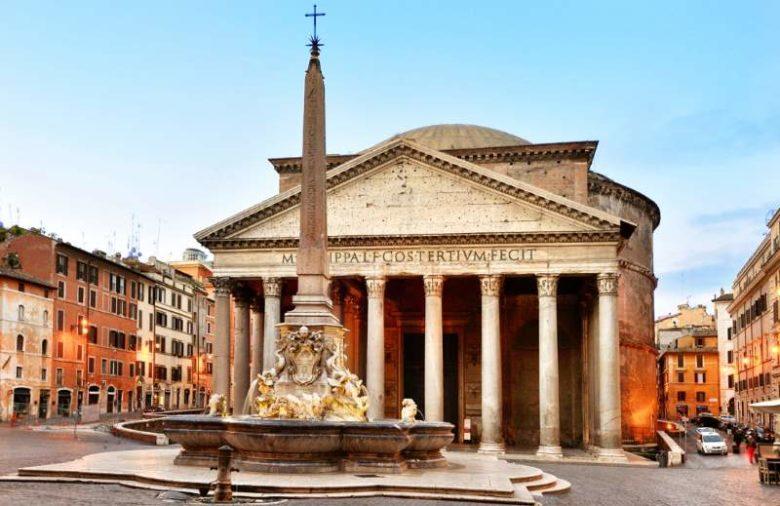 Posti belli da visitare a Roma assolutamente Il Pantheon