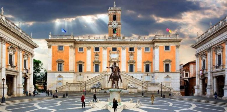 Cosa fare e visitare a Roma Il campidoglio
