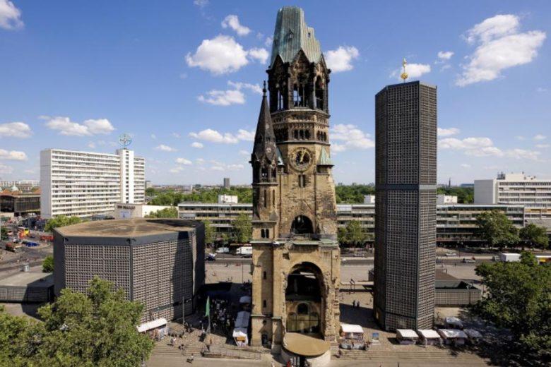 10 cose da vedere assolutamente a Berlino Chiesa Commemorativa dell'Imperatore Guglielmo (Kaiser-Wilhelm-Gedächtniskirche)
