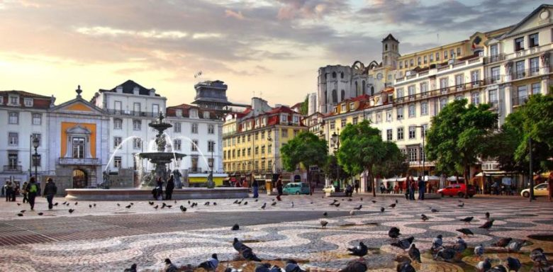 I posti più belli da visitare assolutamente a Lisbona La Baixa