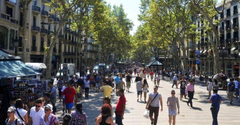 Cosa visitare a Barcellona La Rambla