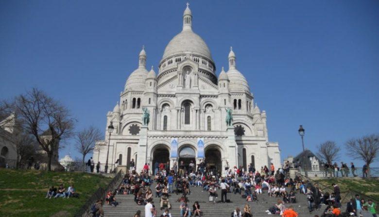 Cosa vedere a Parigi in 3 giorni La basilica del Sacro Cuore