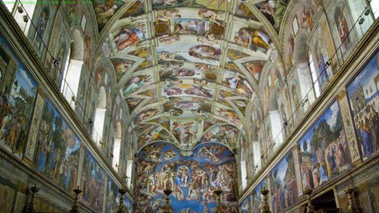 Posti belli da visitare assolutamente a Roma La cappella Sistina