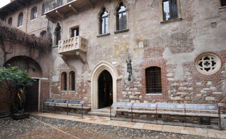 Cosa vedere a Verona in 3 giorni La casa di Giulietta