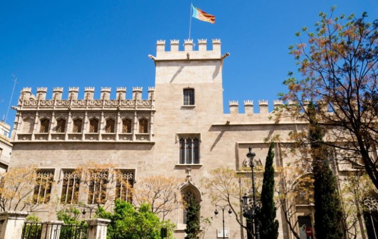 Cosa visitare a Valencia Loggia della Seta
