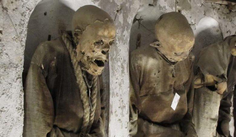 Luoghi da visitare a Palermo - Catacombe dei cappuccini