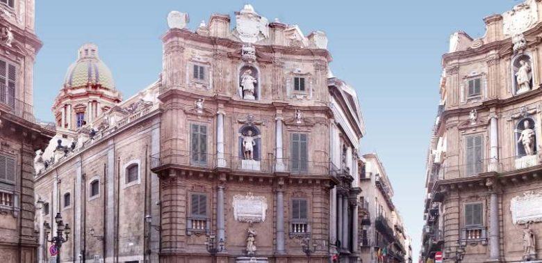 Luoghi da visitare assolutamente a Palermo - I quattro canti