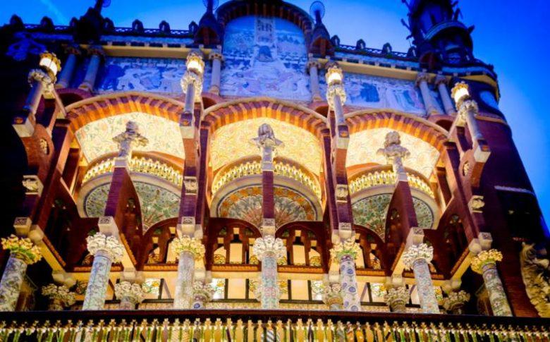 Luoghi belli da visitare assolutamente a Barcellona Palau de la Música Catalana