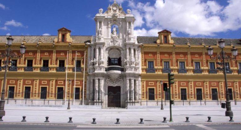 Luoghi belli da vedere assolutamente a Siviglia Palazzo di San Telmo