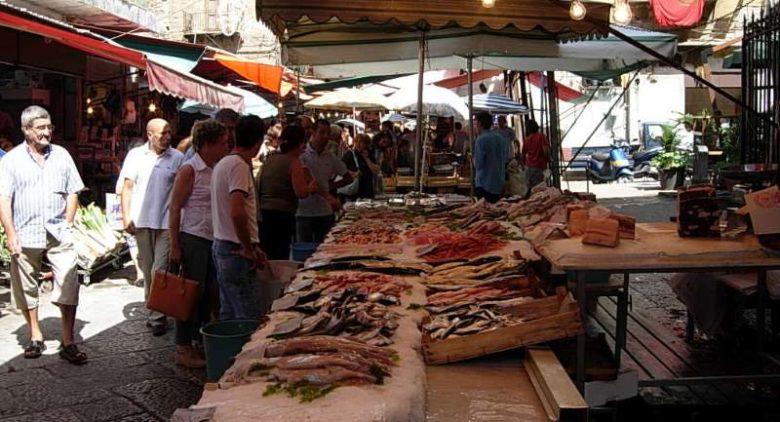 Palermo cose da vedere assolutamente - I mercati di Palermo
