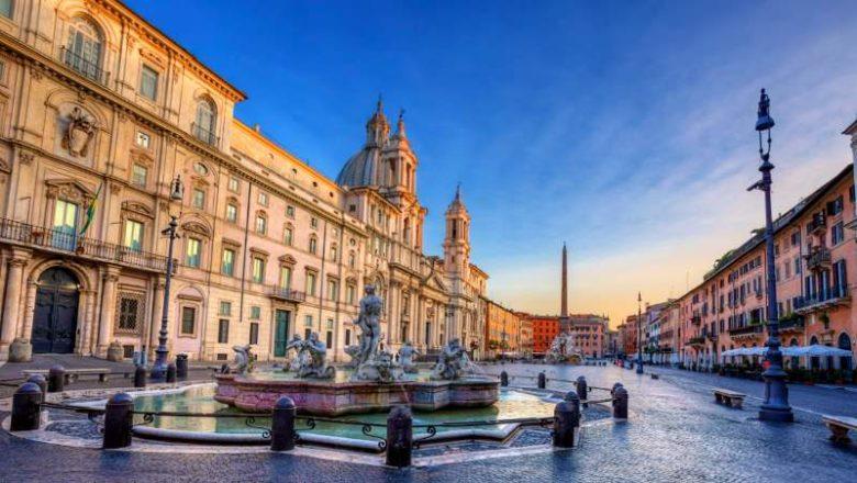 Posti belli da visitare assolutamente a Roma Piazza Navona