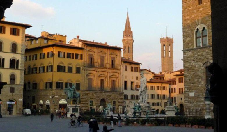 Cosa vedere a Firenze in un giorno Piazza della Signoria