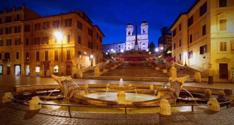 Cosa vedere a Roma in 2 giorni Piazza di Spagna e Trinità dei monti