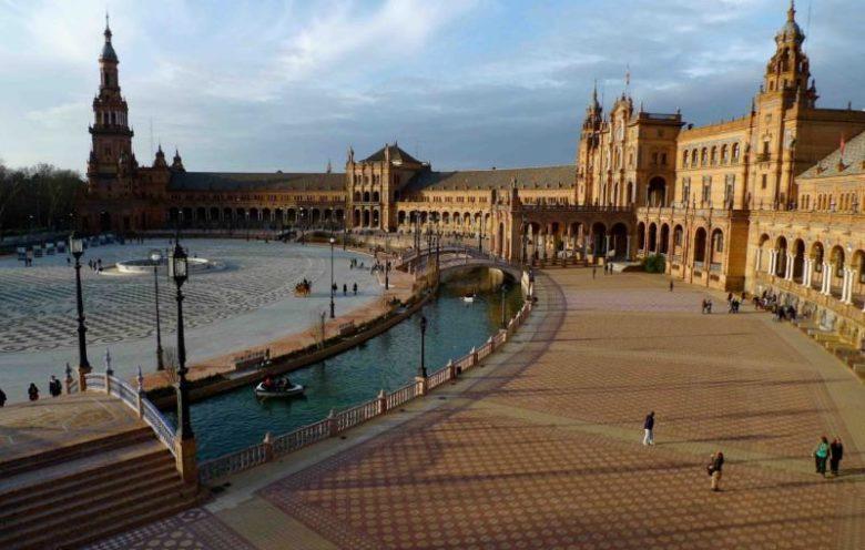 Cosa visitare a Siviglia Plaza de España