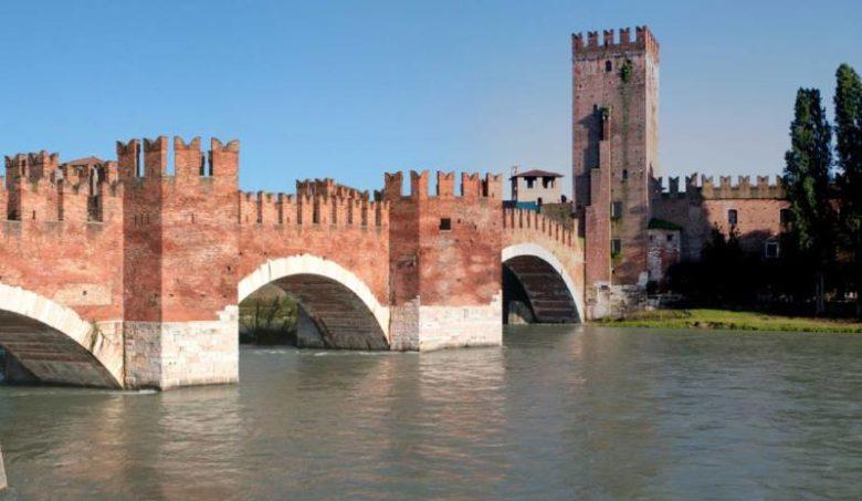 I posti più belli da visitare a Verona Ponte di Castelvecchio
