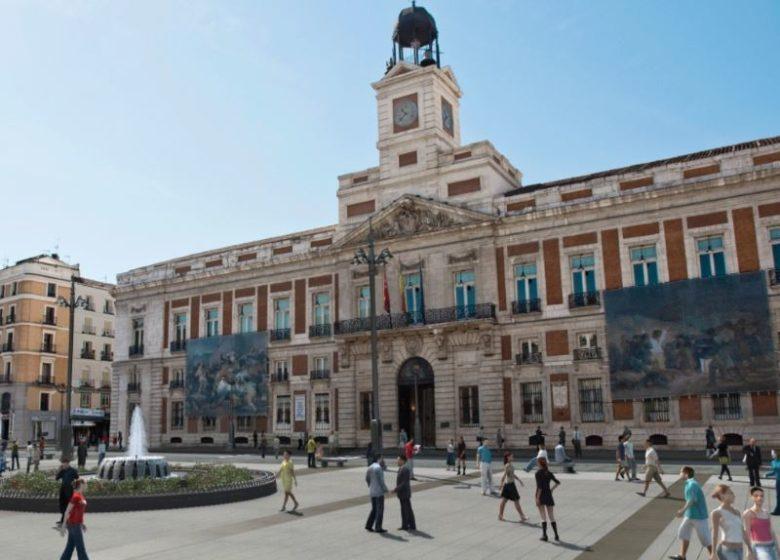 Cosa vedere a Madrid in un giorno Puerta del sol
