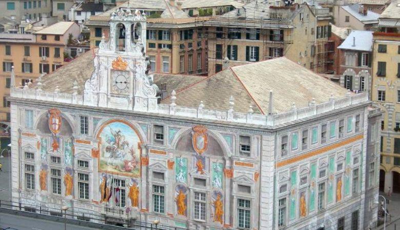 Cosa visitare in due giorni a Genova Rolli di Genova