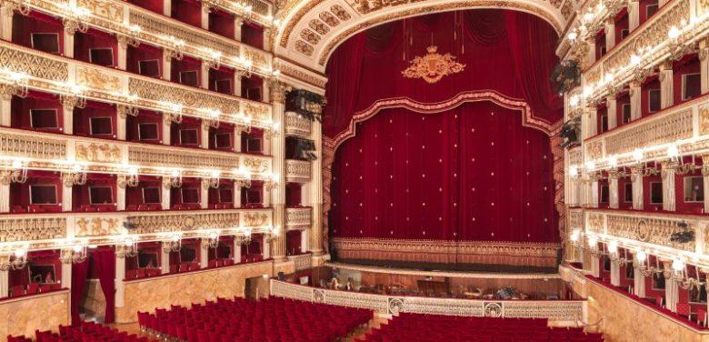 I luoghi più belli da visitare a Napoli Teatro San Carlo