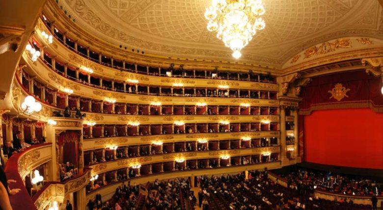 Posti belli da vedere assolutamente a Milano Teatro alla scala