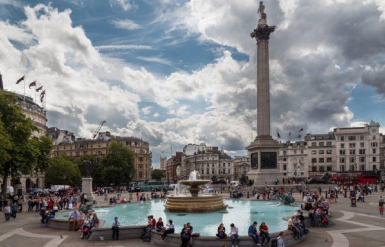 Dove andare a Londra Trafalgar Square