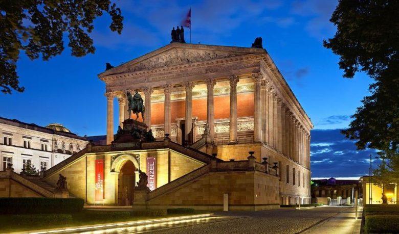 Quali sono i posti più belli da visitare a Berlino? Vecchia Galleria Nazionale (Alte Nationalgalerie)
