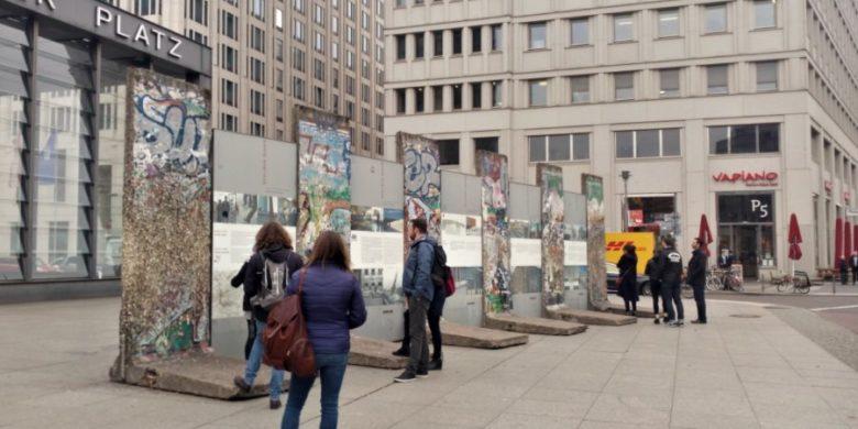 Cosa vedere a Berlino in 2 giorni Muro di Berlino